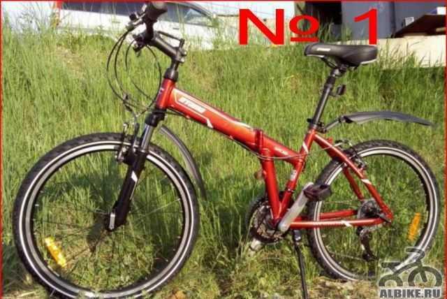 Велосипед Япония новый складной и обычные