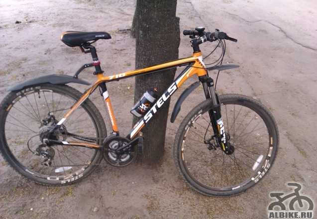 Велосипед Стелс Навигатор 710 disc 27.5
