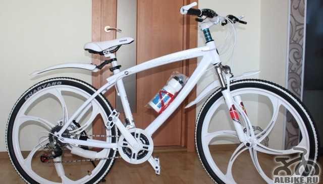 Велосипед БМВ (на литье) В наличии