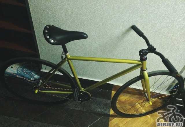 Продам стильный шоссейный велосипед Fix гир