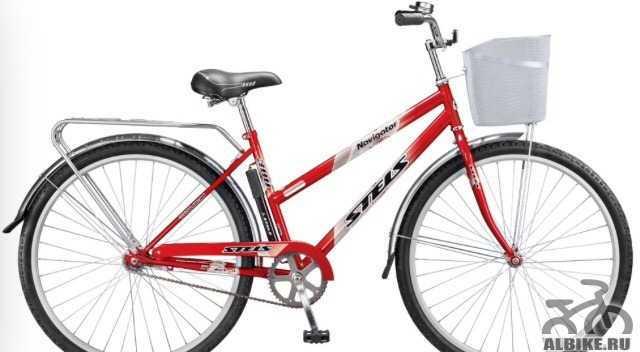 Стелс Навигатор велосипед