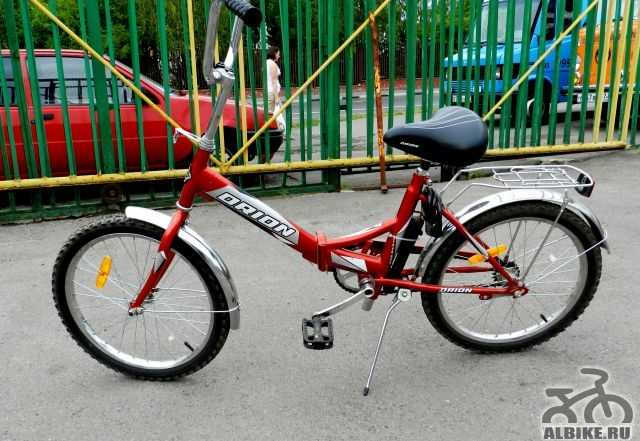 Велосипед орион 2200