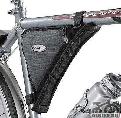 Велосумочка Deuter