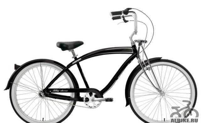 Американский велосипед Nirve Fifty Three