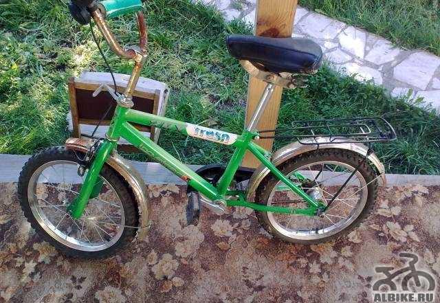Велосипед Novatrack (колеса 16 дюймов)