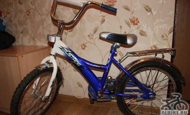"""Велосипед детский мустанг """"18"""""""