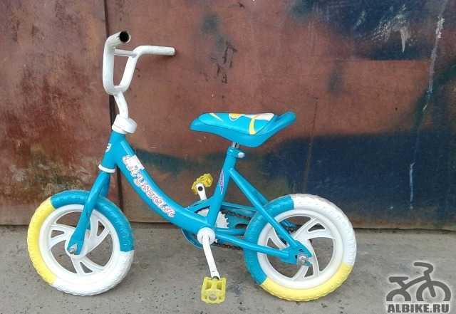 Велосипед детский двухколесный 12 дюймов
