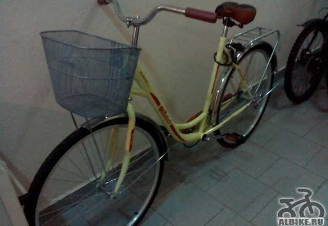 Велосипед Novatrack Lady - Фото #1