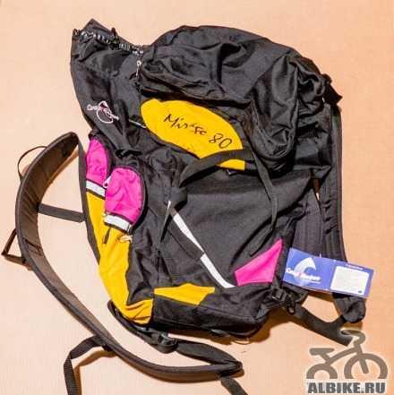 Велорюкзак - штаны на багажник Мираж 80К
