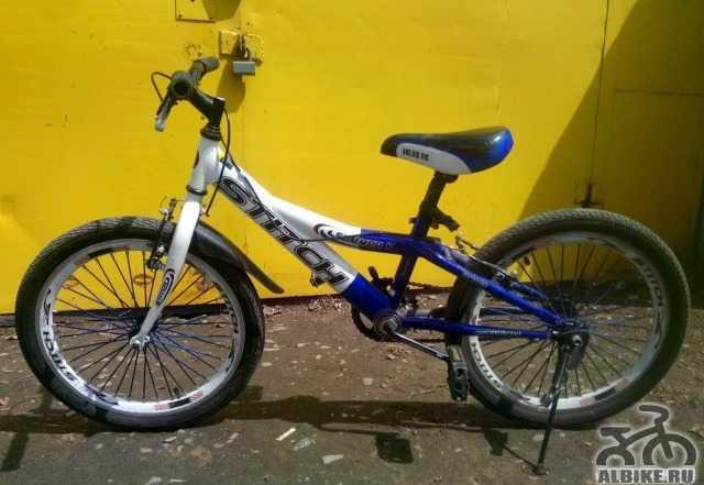 Продам детский велосипед на 6-9 лет