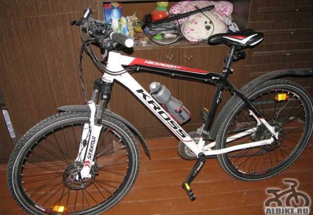 Горный велосипед Kross Hexagon X8 (2012)