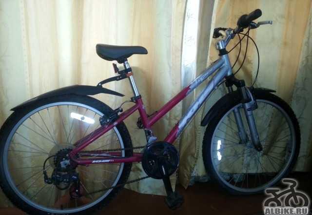 Подростковый горный велосипед KHS T-REX (женский)