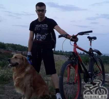 Горный велосипед Kona Кросс Кантри