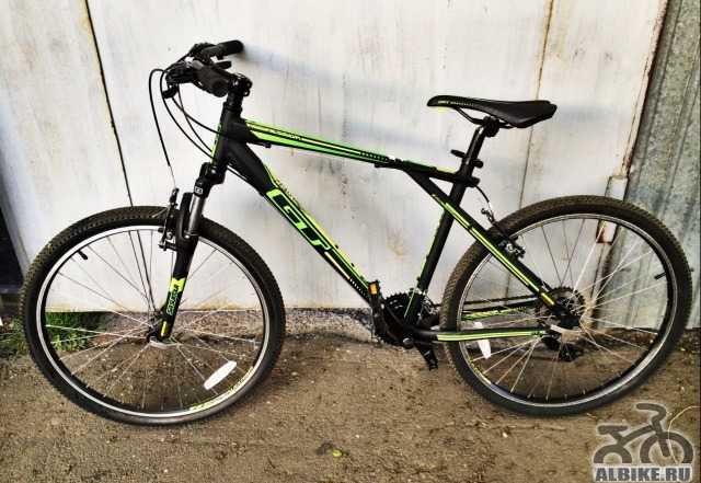 Горный велосипед GT Aggressor