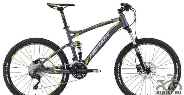 Велосипед Merida one-twenty