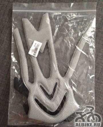 Подкладка для велосипедного шлема (новая)