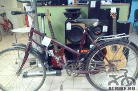 Велосипеды Салют, Каталист б/у