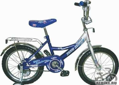"Велосипед 16"" Tech Team"