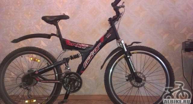 Велосипед Мотор vernon