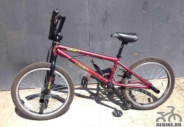 Велосипед Infect Drop Up