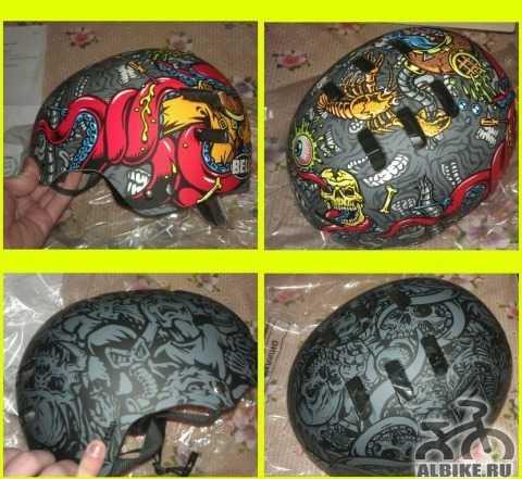 Шлем котелок bell fraction лимитед эдишн