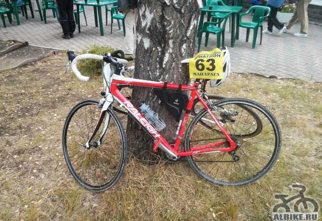 Шоссейный велосипед Raleigh Airlite 200