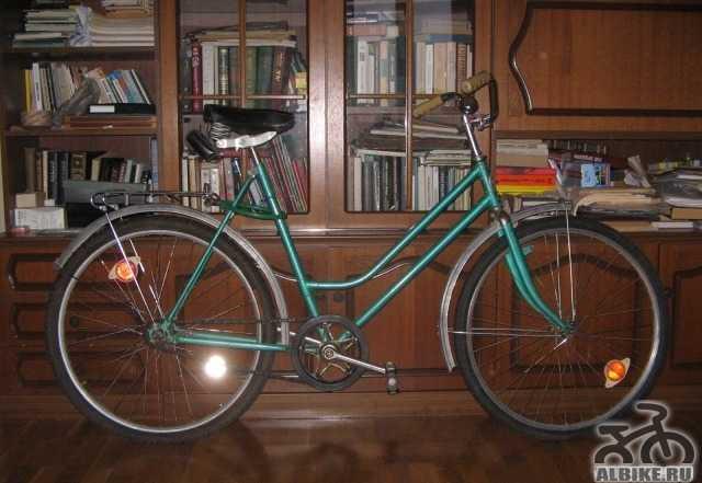 Дорожный велосипед из Германии