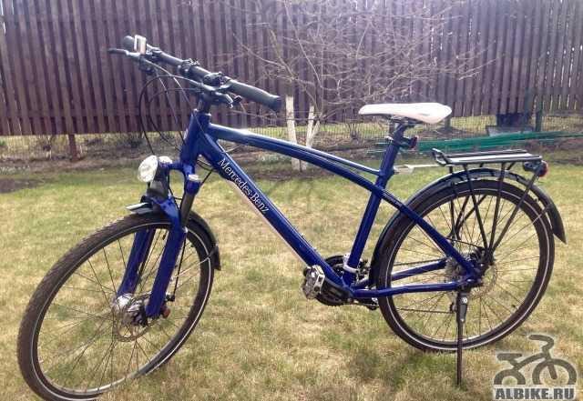 Велосипед Мерседес Бенз Trekkingbike