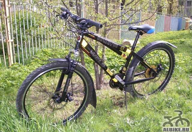 Продам велосипед Велс Proriber