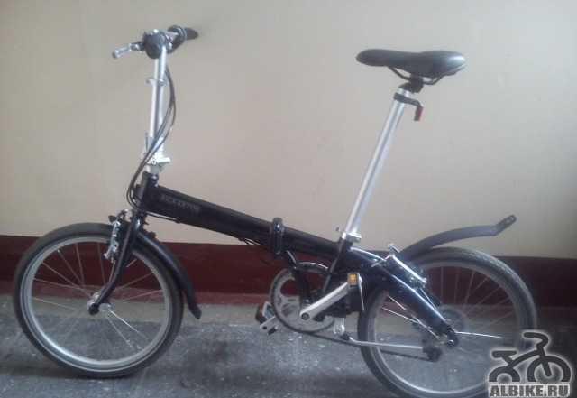 Велосипед складной Bickerton Junction Mk I (C7)