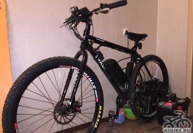 Электровелосипеды для эстетов