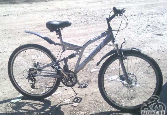 Велосипед топ гир Нова (Россия)
