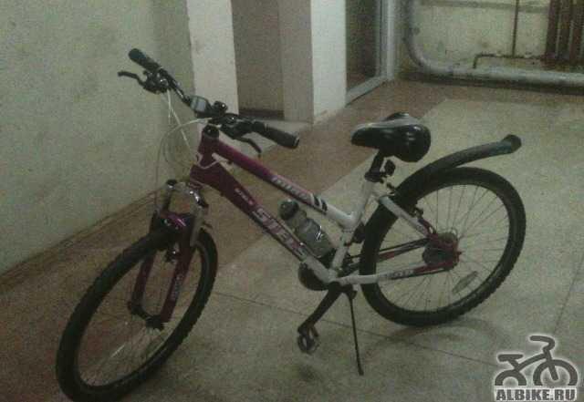 Велосипед стелс miss, 1 год