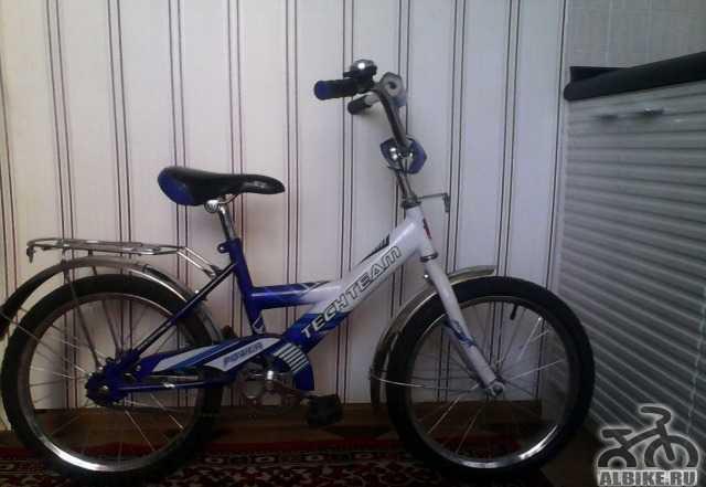 Велосипед для ребенка от 4 до 10 лет