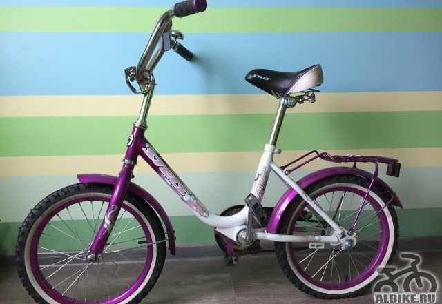 Продаю детский велосипед для девочки (Зеленоград)