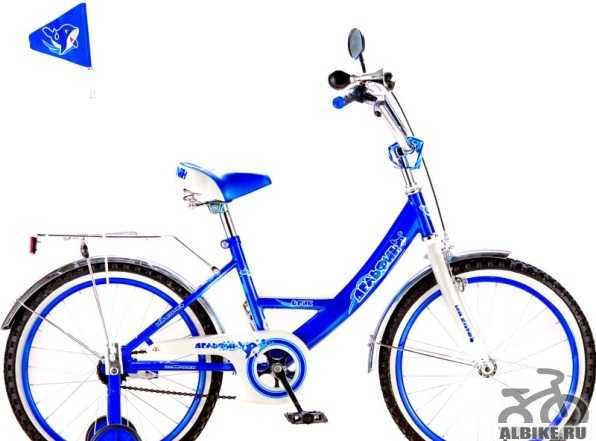 """Велосипед детский ва Дельфин 18"""""""