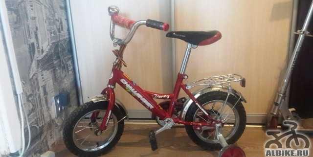 Продаю детский велосипед для девочки