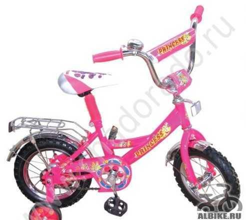 Велосипед для девочки (новый)