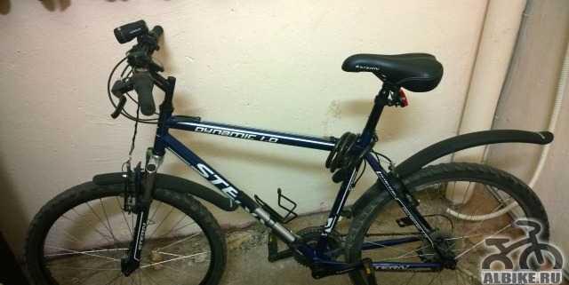 Велосипед горный(stern dynamic 1.0 )