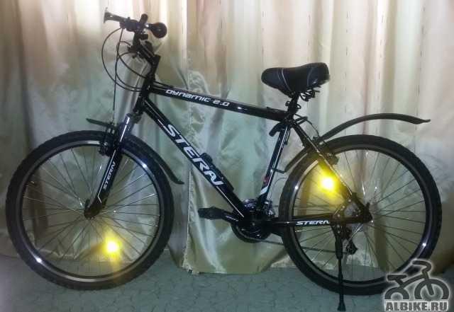 Горный велосипед Stern Dynamic 2.0 модифицированны