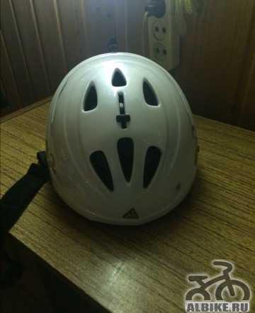 Защитный велошлем K2