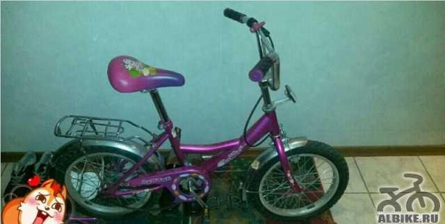 Продаю велосипед детский 3-6 лет
