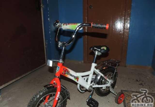 """Велосипед детский Fortuna Навигатор 12"""""""