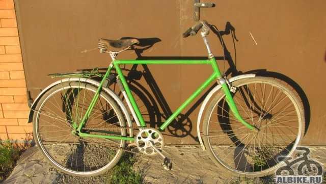 Добротные Советские велосипеды