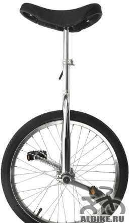 Уницикл - одноколесный велосипед