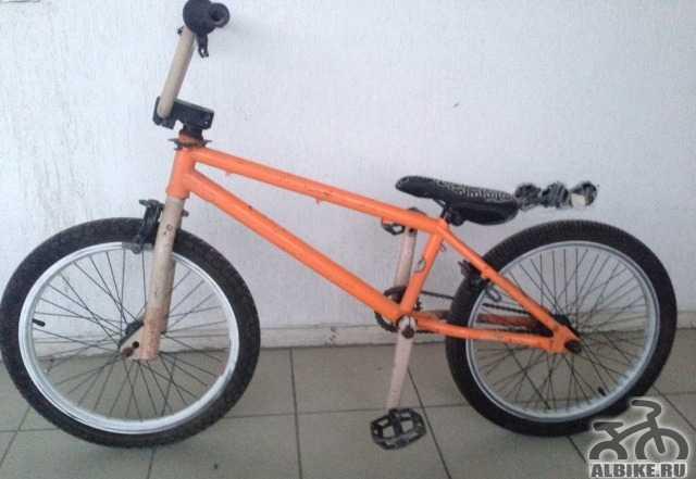 Продам б/у велосипед bmx