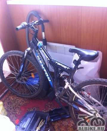 Продам велосипед скоростной фирма stern