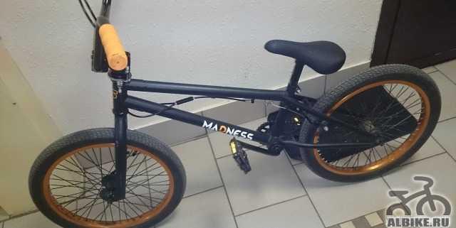 Велосипед для трюков BMX Stark Madness 2014