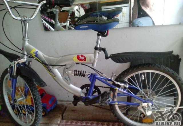 Горный детский велосипед Мустанг
