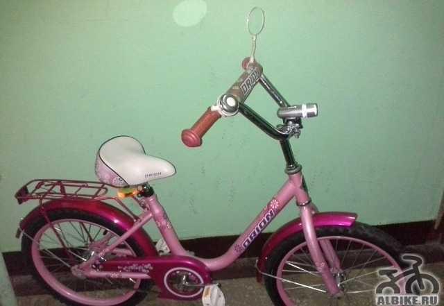Велосипед детский Стелс Flach орион 18 Новый